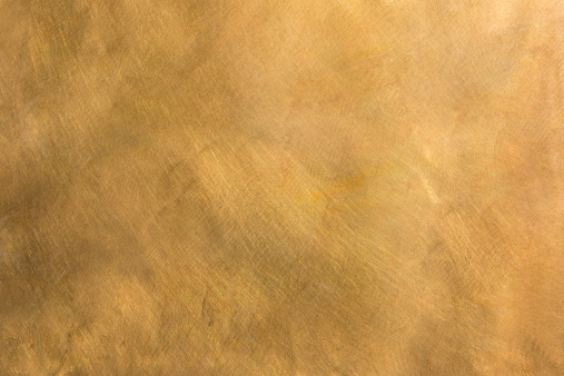 Brass「Abstract brass metal plate structured background XXL」:スマホ壁紙(5)
