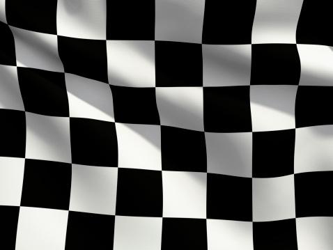 Sports Flag「Close Up Flag - Checkered」:スマホ壁紙(13)