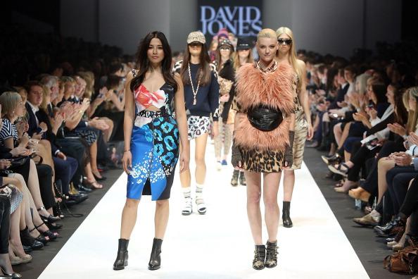 Melbourne Fashion Festival「David Jones - Runway - Melbourne Fashion Festival 2014」:写真・画像(8)[壁紙.com]