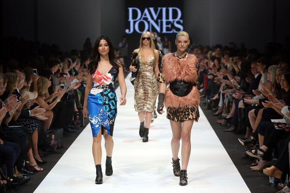 Melbourne Fashion Festival「David Jones - Runway - Melbourne Fashion Festival 2014」:写真・画像(7)[壁紙.com]