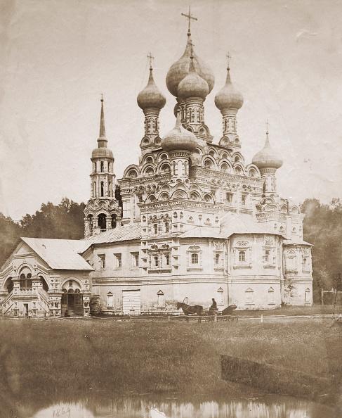 Architectural Feature「Ostankino Palace Church」:写真・画像(13)[壁紙.com]