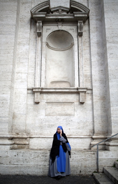Christopher Furlong「The Vatican Prepares For The Election Of The Next Pope」:写真・画像(0)[壁紙.com]