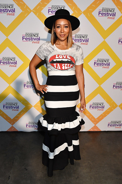 Text「2018 Essence Festival Presented By Coca-Cola - Ernest N. Morial Convention Center - Day 1」:写真・画像(10)[壁紙.com]