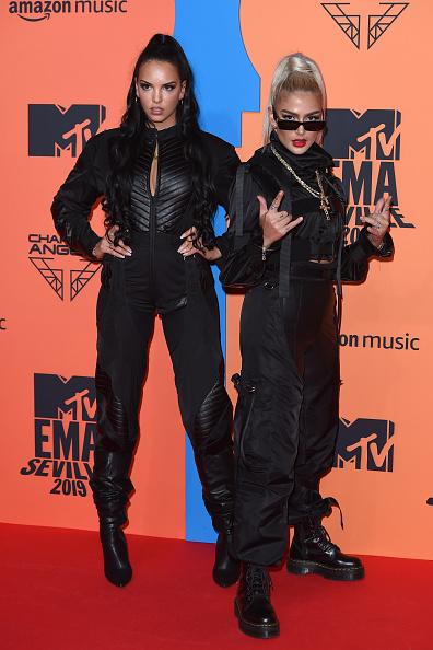 Eyewear「MTV EMAs 2019 - Red Carpet Arrivals」:写真・画像(9)[壁紙.com]