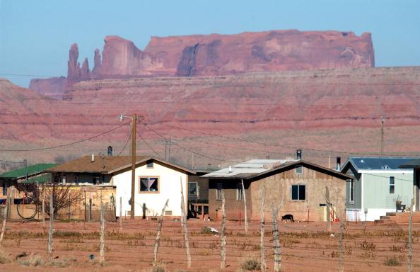 Arizona「Navajos Refuse Casino Riches」:写真・画像(12)[壁紙.com]