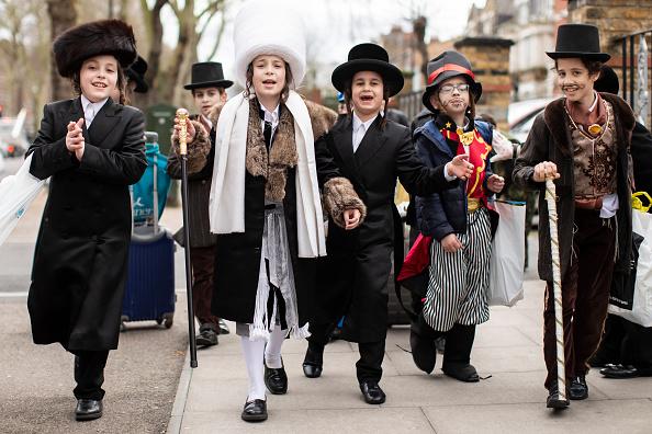 Annual Event「Purim Celebrations In London」:写真・画像(2)[壁紙.com]