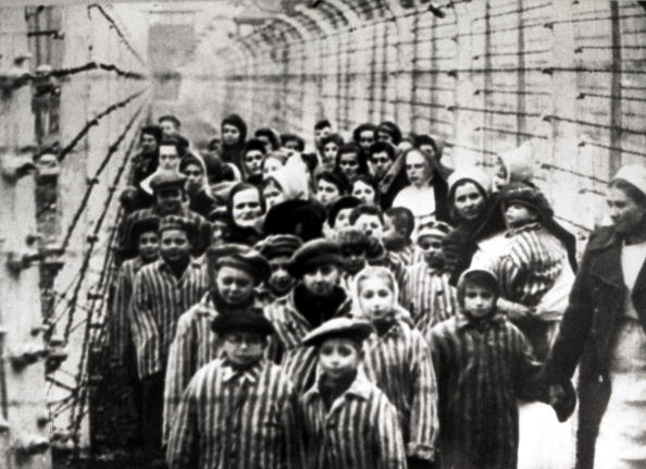 Concentration Camp「Children At Auschwitz」:写真・画像(2)[壁紙.com]