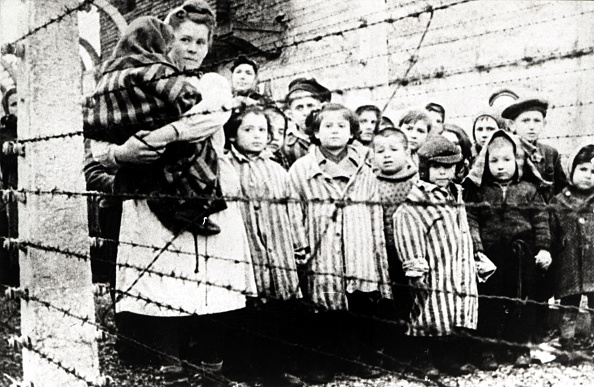 Concentration Camp「Children At Auschwitz」:写真・画像(18)[壁紙.com]