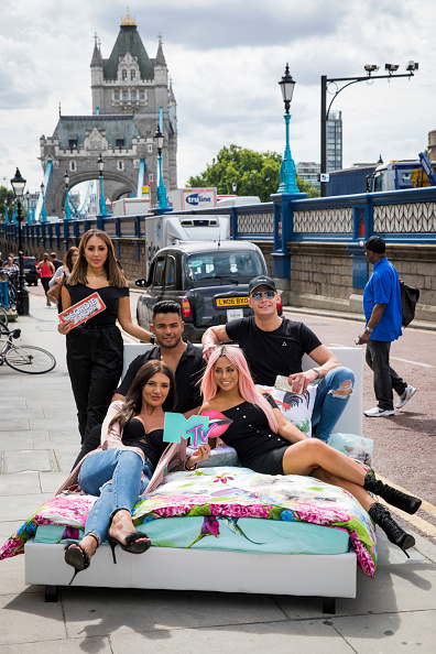England「Geordie Shore Cast Launch Series 15」:写真・画像(19)[壁紙.com]