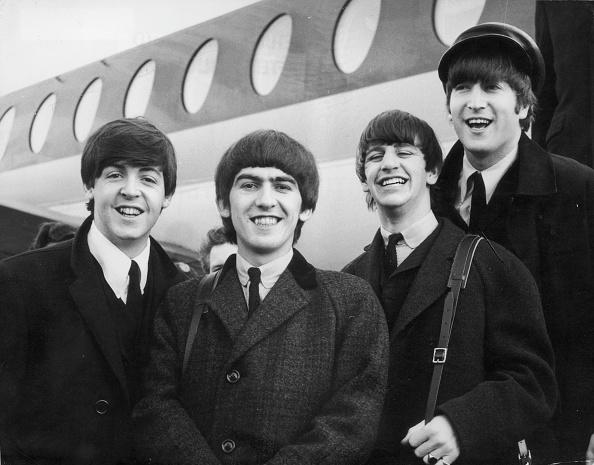 Heathrow Airport「Beatles Return」:写真・画像(5)[壁紙.com]