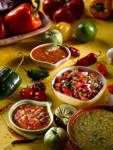 Tabasco Sauce「Salsa」:スマホ壁紙(2)
