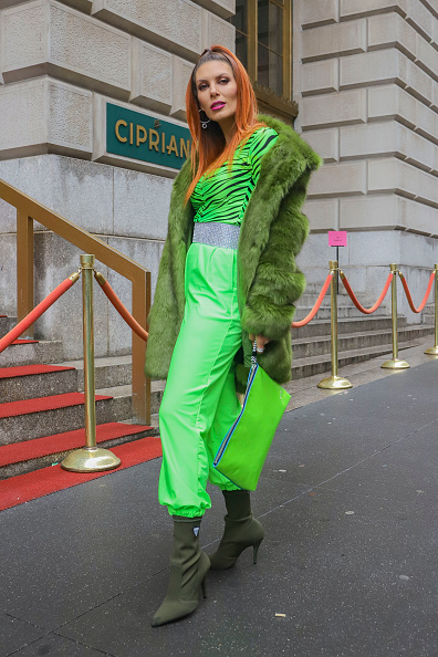 Achim Aaron Harding「Street Style - New York Fashion Week February 2019 - Day 2」:写真・画像(0)[壁紙.com]