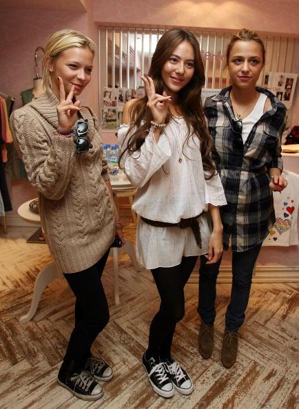 Annabelle Dexter Jones「JPN: Lindsay Lohan Store Visit At Charlotte Ronson」:写真・画像(19)[壁紙.com]