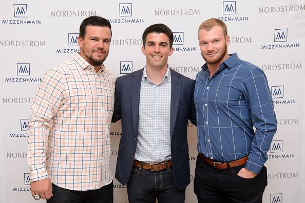 Topix「Kyle Schwarber & Ian Happ For Mizzen+Main At Nordstrom Old Orchard」:写真・画像(0)[壁紙.com]