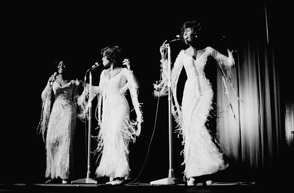 R&B「The Supremes」:写真・画像(1)[壁紙.com]