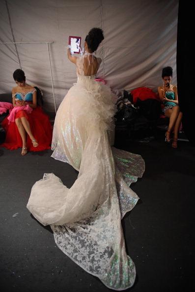Wedding Dress「China Fashion Week S/S 2012 - Day 7」:写真・画像(15)[壁紙.com]