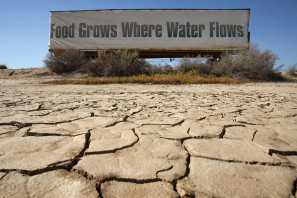 カリフォルニア州「California's Fertile Central Valley Suffers From Statewide Drought」:写真・画像(1)[壁紙.com]
