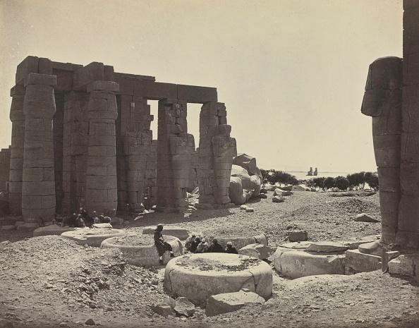West Bank「The Ramesseum」:写真・画像(13)[壁紙.com]
