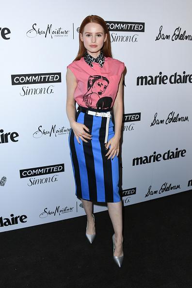 Marie Claire Magazine「Marie Claire's 5th Annual 'Fresh Faces' - Arrivals」:写真・画像(9)[壁紙.com]