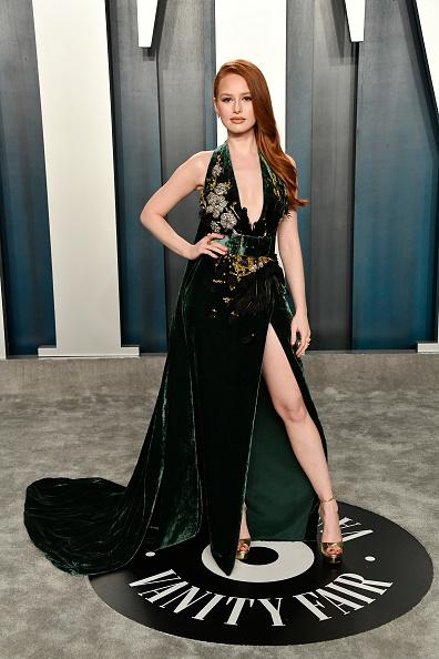 Madelaine Petsch「2020 Vanity Fair Oscar Party Hosted By Radhika Jones - Arrivals」:写真・画像(10)[壁紙.com]