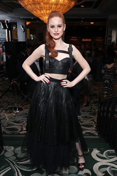 High Waist Skirt「GLSEN Respect Awards Los Angeles - Cocktails」:写真・画像(3)[壁紙.com]