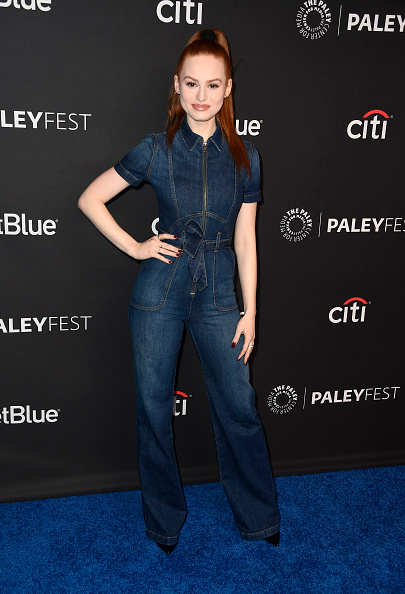 "Paley Center for Media - Los Angeles「The Paley Center For Media's 35th Annual PaleyFest Los Angeles - ""Riverdale"" - Arrivals」:写真・画像(6)[壁紙.com]"