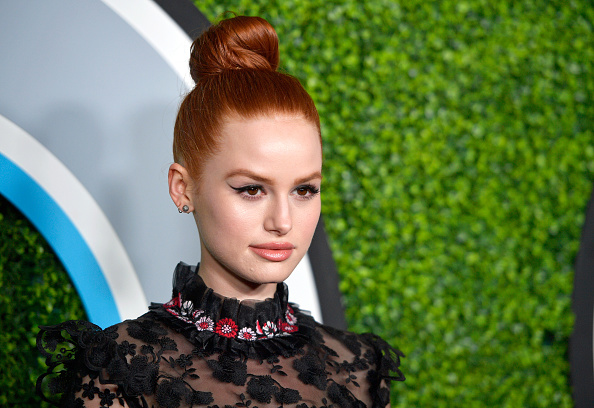 Madelaine Petsch「2017 GQ Men of the Year Party - Arrivals」:写真・画像(8)[壁紙.com]