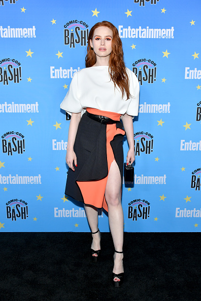 Madelaine Petsch「Entertainment Weekly Hosts Its Annual Comic-Con Bash At FLOAT At The Hard Rock Hotel In San Diego In Celebration Of Comic-Con 2019 - Arrivals」:写真・画像(14)[壁紙.com]