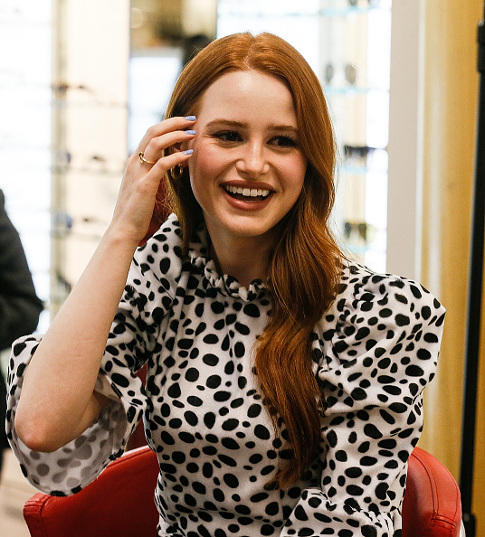 Madelaine Petsch「Privé Revaux Launches M3, The Second Capsule Collection With Madelaine Petsch At Dillard's」:写真・画像(17)[壁紙.com]