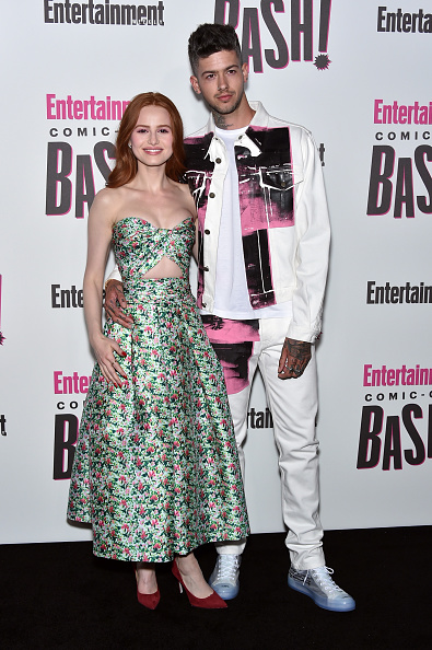 Madelaine Petsch「Entertainment Weekly Hosts Its Annual Comic-Con Party At FLOAT At The Hard Rock Hotel In San Diego In Celebration Of Comic-Con 2018 - Arrivals」:写真・画像(14)[壁紙.com]