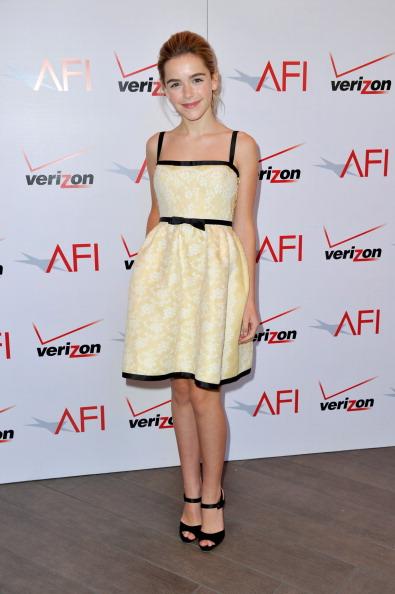 Yellow Dress「13th Annual AFI Awards - Arrivals」:写真・画像(5)[壁紙.com]