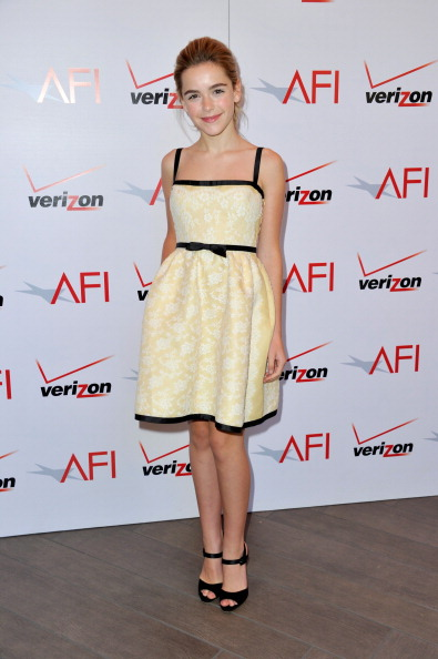 Yellow Dress「13th Annual AFI Awards - Arrivals」:写真・画像(7)[壁紙.com]