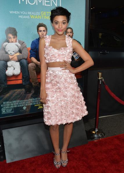 """LA Live「Premiere Of Focus Features' """"That Akward Moment"""" - Red Carpet」:写真・画像(1)[壁紙.com]"""