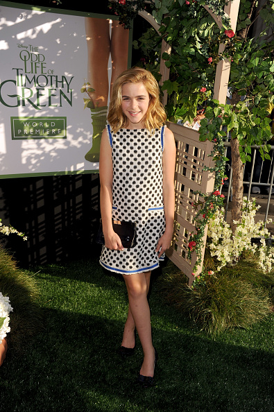 "El Capitan Theatre「Premiere Of Walt Disney Pictures' ""The Odd Life Of Timothy Green"" - Red Carpet」:写真・画像(11)[壁紙.com]"