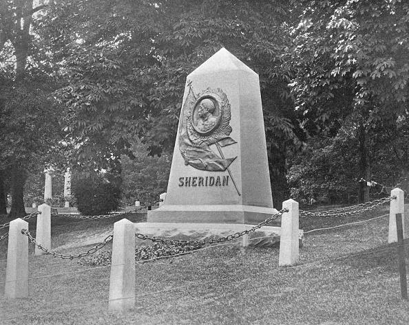 1900「Sheridans Tomb」:写真・画像(7)[壁紙.com]
