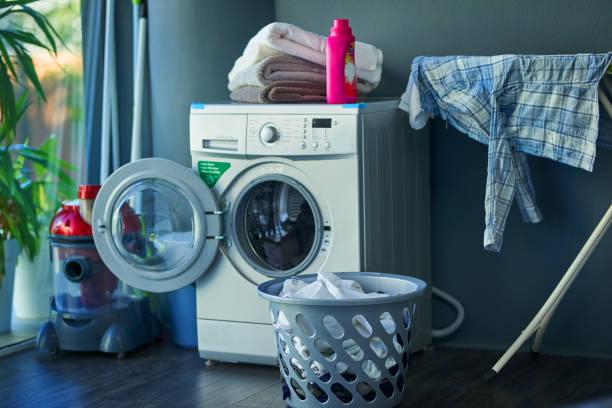 The place where linen gets cleaned:スマホ壁紙(壁紙.com)