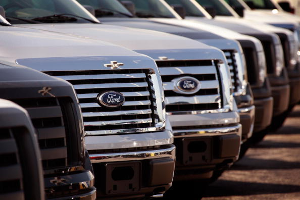 "Ford Motor Company「""Cash For Clunkers"" Helps Ford Lift Sales For First Time In Two Years」:写真・画像(5)[壁紙.com]"