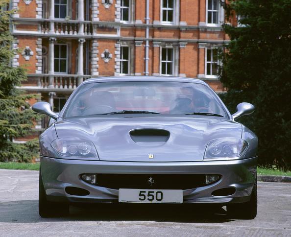 Finance and Economy「1997 Ferrari 550 Maranello」:写真・画像(12)[壁紙.com]