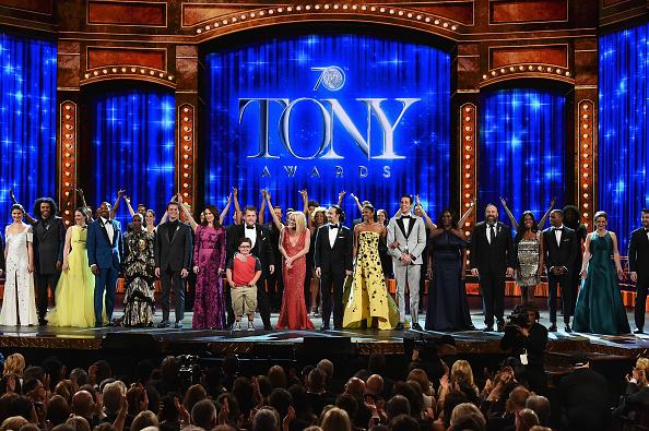 Tony Award「2016 Tony Awards - Show」:写真・画像(15)[壁紙.com]