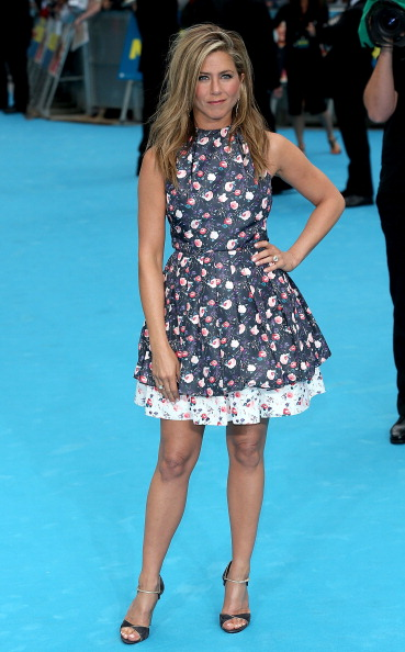 Baby Doll Dress「We're The Millers - European Premiere - Red Carpet Arrivals」:写真・画像(12)[壁紙.com]