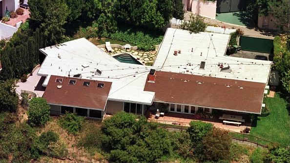 Mansion「Hollywood Homes of Brad Pitt and Jennifer Aniston」:写真・画像(9)[壁紙.com]