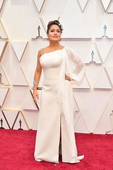Salma Hayek「92nd Annual Academy Awards - Arrivals」:写真・画像(13)[壁紙.com]