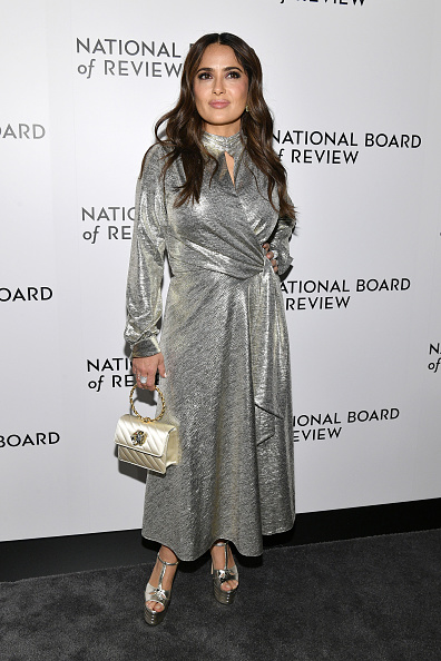 Metallic Shoe「2020 National Board Of Review Gala」:写真・画像(4)[壁紙.com]