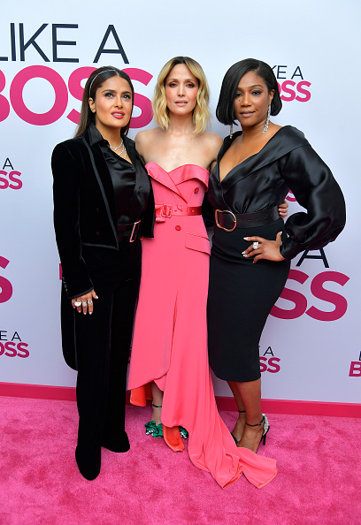 """Rose Byrne「Paramount Pictures presents the World Premiere of """"Like A Boss"""" at the SVA Theatre in New York City」:写真・画像(18)[壁紙.com]"""