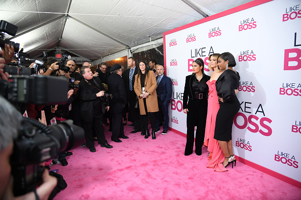 "Rose Byrne「""Like A Boss"" World Premiere」:写真・画像(0)[壁紙.com]"