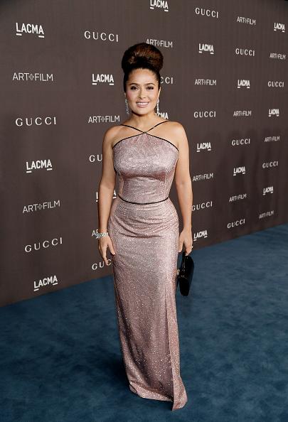 Metallic Dress「2019 LACMA Art + Film Gala Honoring Betye Saar And Alfonso Cuarón Presented By Gucci - Red Carpet」:写真・画像(6)[壁紙.com]