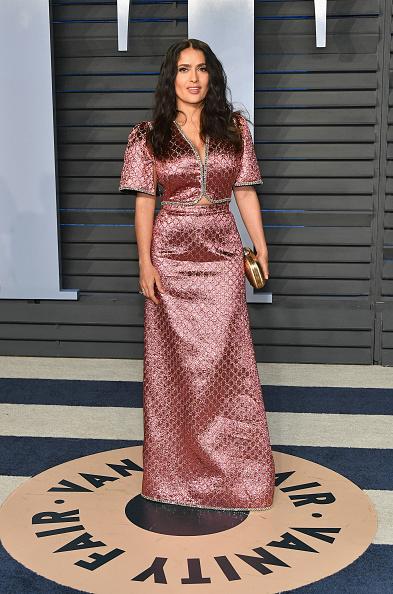 Vanity Fair「2018 Vanity Fair Oscar Party Hosted By Radhika Jones - Arrivals」:写真・画像(15)[壁紙.com]