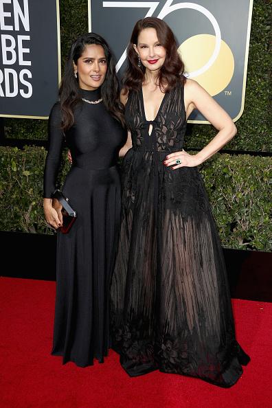 Golden Globe Award「75th Annual Golden Globe Awards - Arrivals」:写真・画像(4)[壁紙.com]