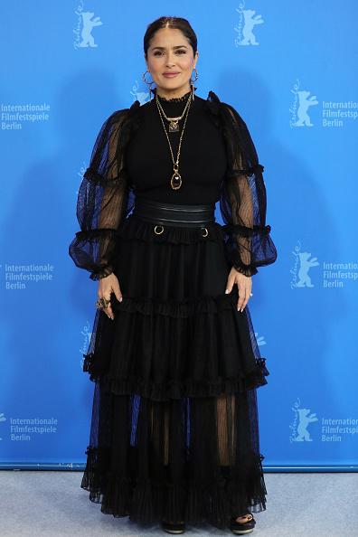 "Alexander McQueen - Designer Label「""The Roads Not Taken"" Photo Call - 70th Berlinale International Film Festival」:写真・画像(14)[壁紙.com]"