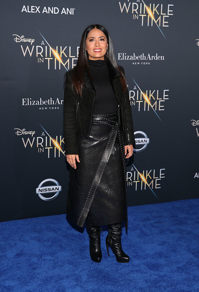"A Wrinkle in Time「Premiere Of Disney's ""A Wrinkle In Time"" - Arrivals」:写真・画像(3)[壁紙.com]"